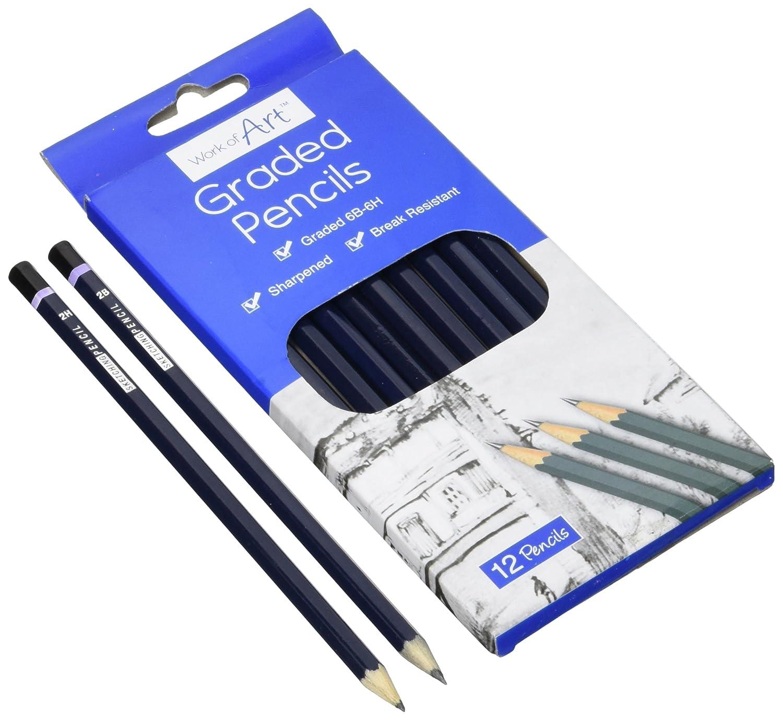 Tallon - Set composto da 12 matite da disegno Tallon International Ltd 5147