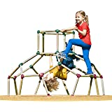 Lil' Monkey Dome Climber - Jungle Gym Playground Equipment, Outdoor Climbing Structures for Kids and Toddlers