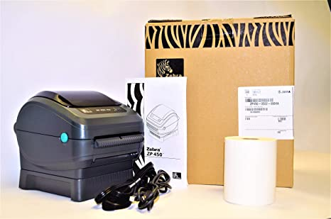 Amazon.com: Zebra ZP450-0502-0004A CTP Impresión térmica ...