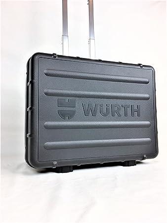 Würth Caja de herramientas con ruedas caja de herramientas: Amazon ...