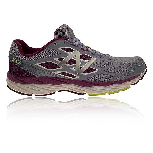 taller Necesito Soviético  New Balance W880v5 Women's Running Shoes (D Width) - 8.5 Grey ...