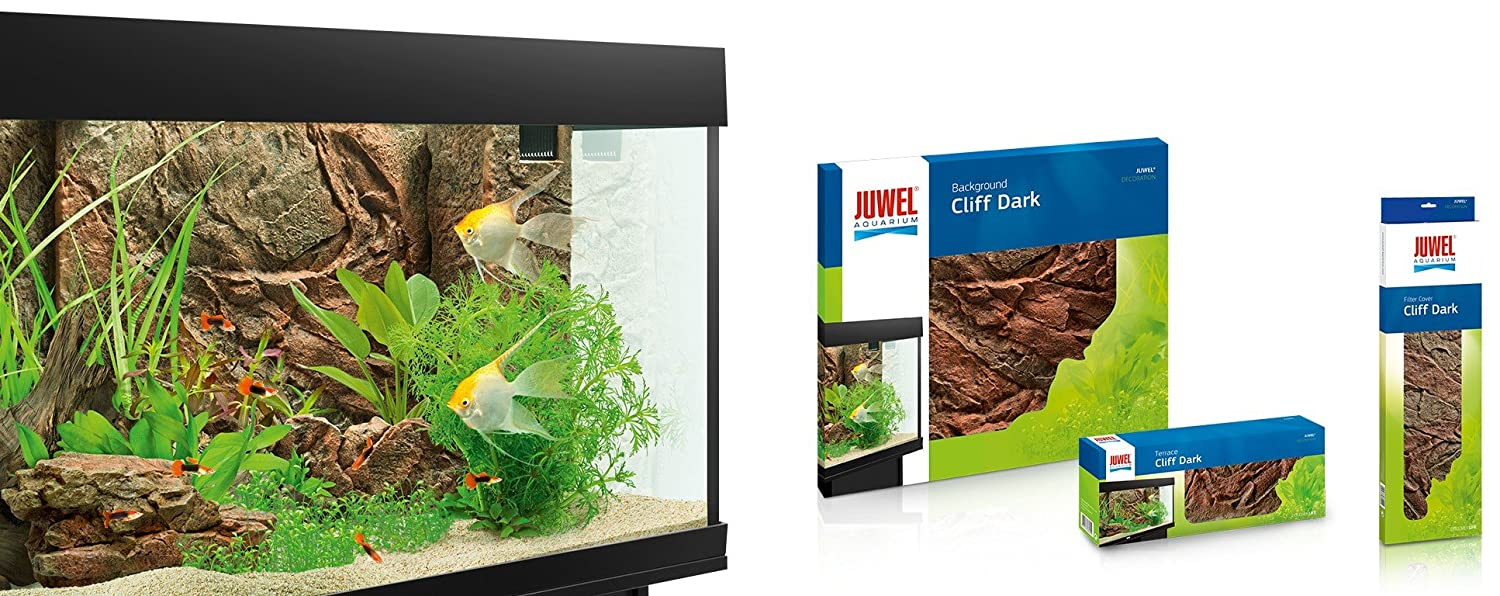 Juwel Aquarium 86960 Terrace Cliff Dark Deko Terrasse Amazon De