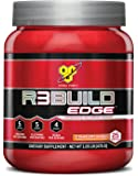 BSN 25 Servings R3Build Edge Post Workout Powders, Strawberry Orange, 1.05 Pound