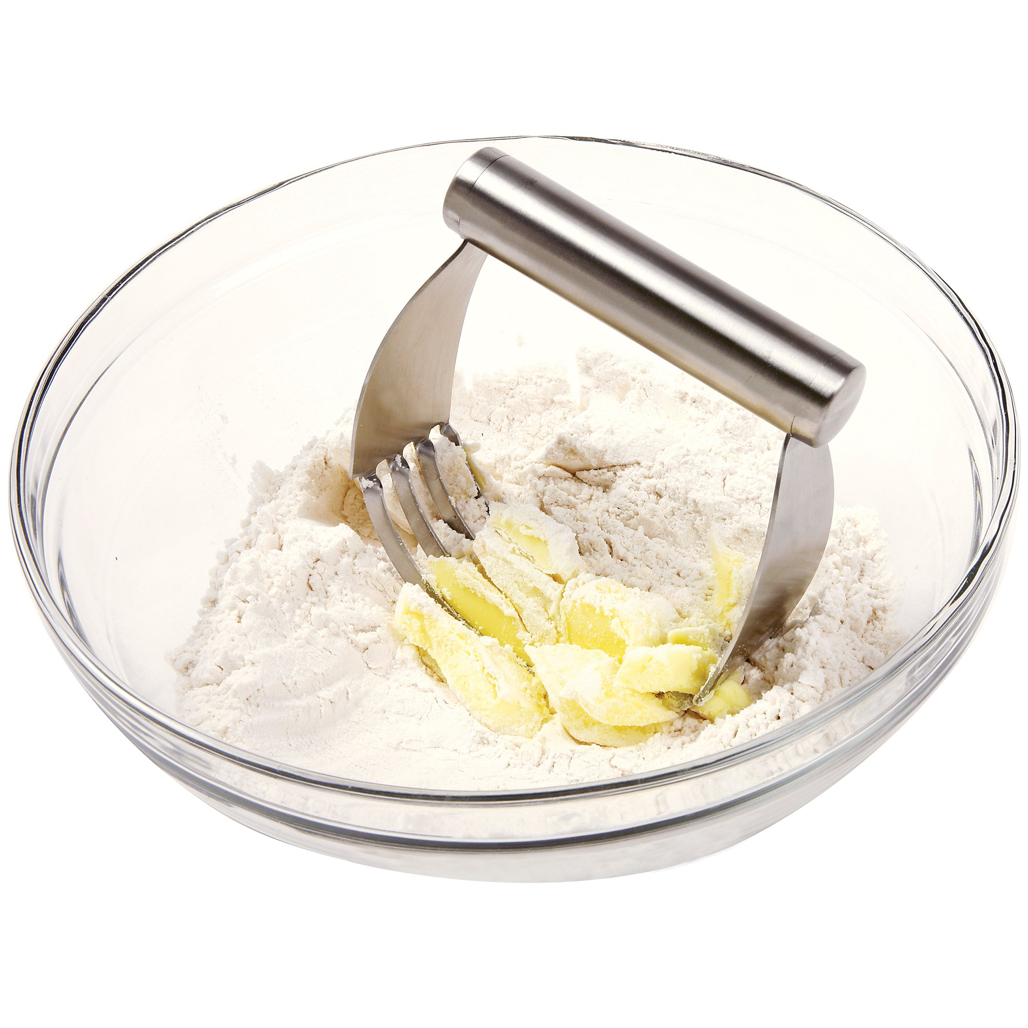 Norpro 3247 Deluxe Pastry Blender, Silver by Norpro