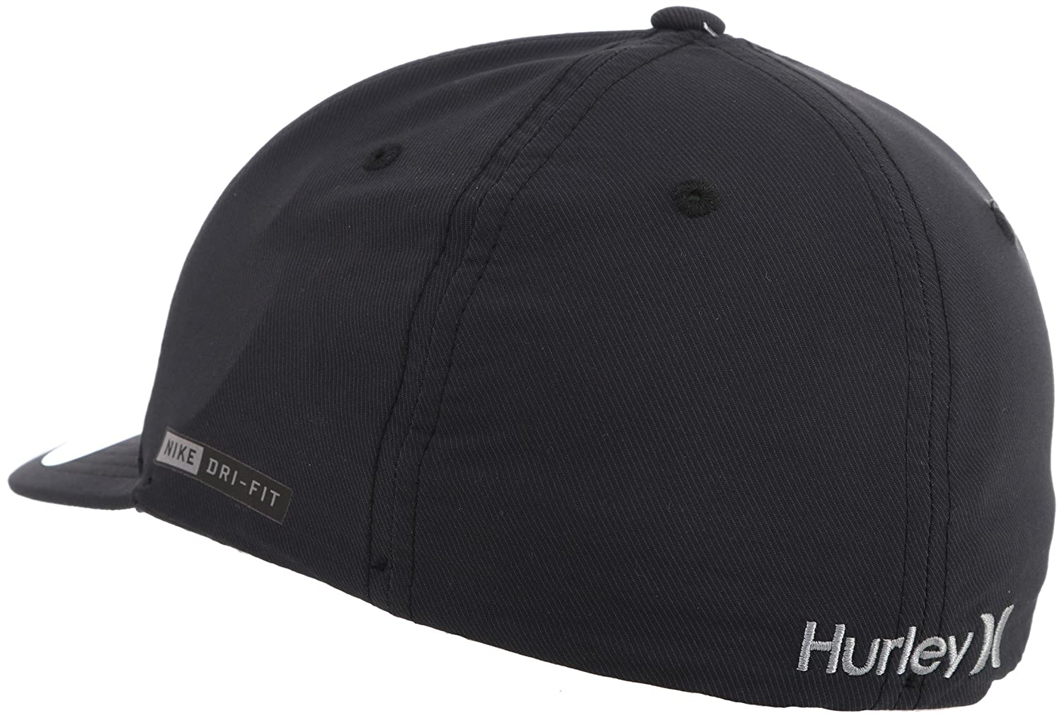 d61b850ec98 ... ebay clearance amazon hurley dri fit outline 2.0 mens hat black s m  clothing 90467 0d5ec 56dad