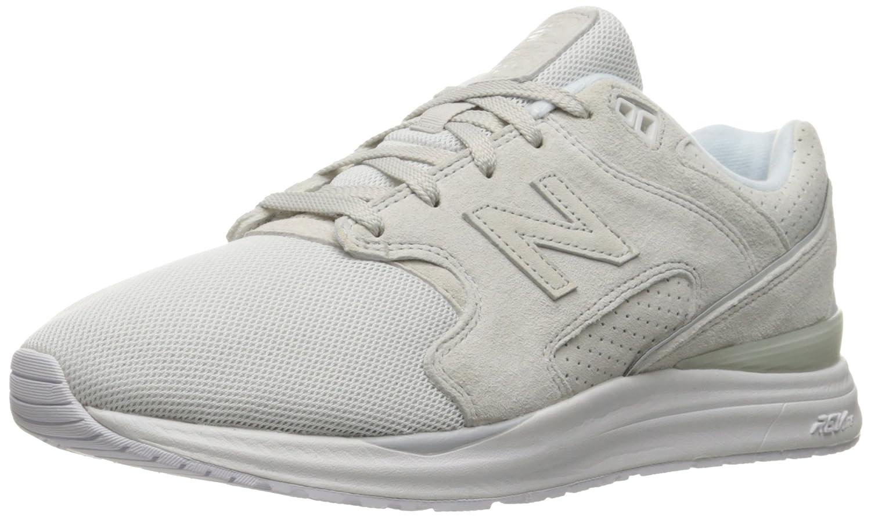 New Balance Herren Ml1550 Cw d Sneakers  Grau Beige Hell / Weiss