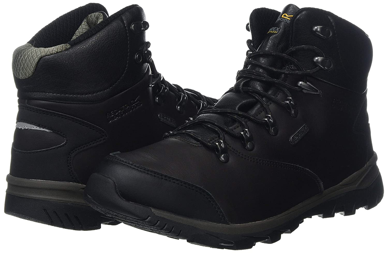Regatta Herren Kota Leather Mid Waterproof Hiking Stiefel Stiefel Stiefel Trekking- & Wanderstiefel cce1d6