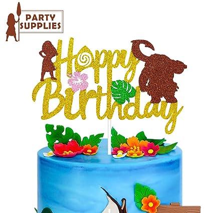 Astonishing Happy Birthday Cake Topper For Kids Boy Girl Happy Birthday Party Personalised Birthday Cards Epsylily Jamesorg