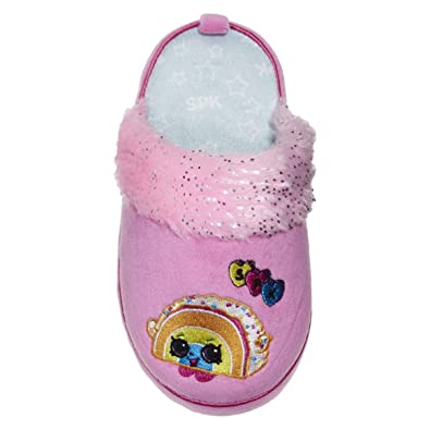 Amazon.com: Shopkins - Cojín bordado para niñas: Shoes