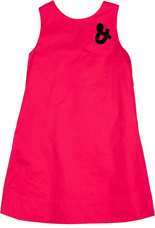 GULLIVER Vestido para Ni/ña Casual sin Mangas Algod/ón de 9-14 A/ños