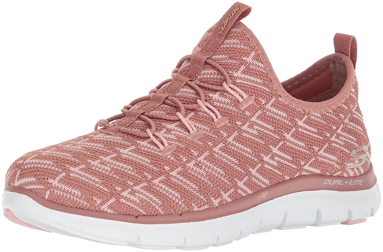 Skechers Women's Flex Appeal 2.0 Insight Sneaker B071X4RLVV 10 B(M) US|Rose