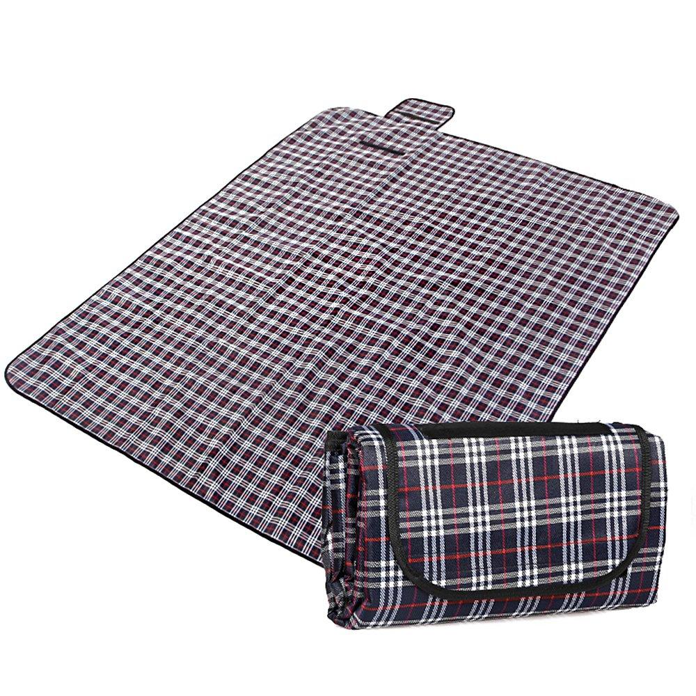 オックスフォード防水ピクニック毛布59