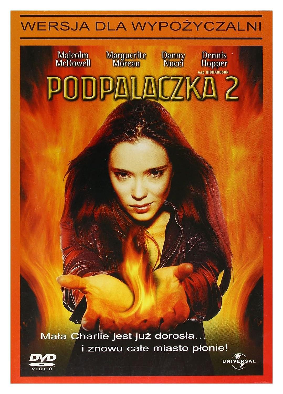 Ojos de fuego 2 Rekindled DVD Audio español. Subtítulos en ...