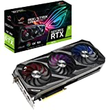 ASUS ROG Strix NVIDIA GeForce RTX 3070 Gaming Graphics Card (PCIe 4.0, 8GB GDDR6, HDMI 2.1, DisplayPort 1.4a, Axial-tech…