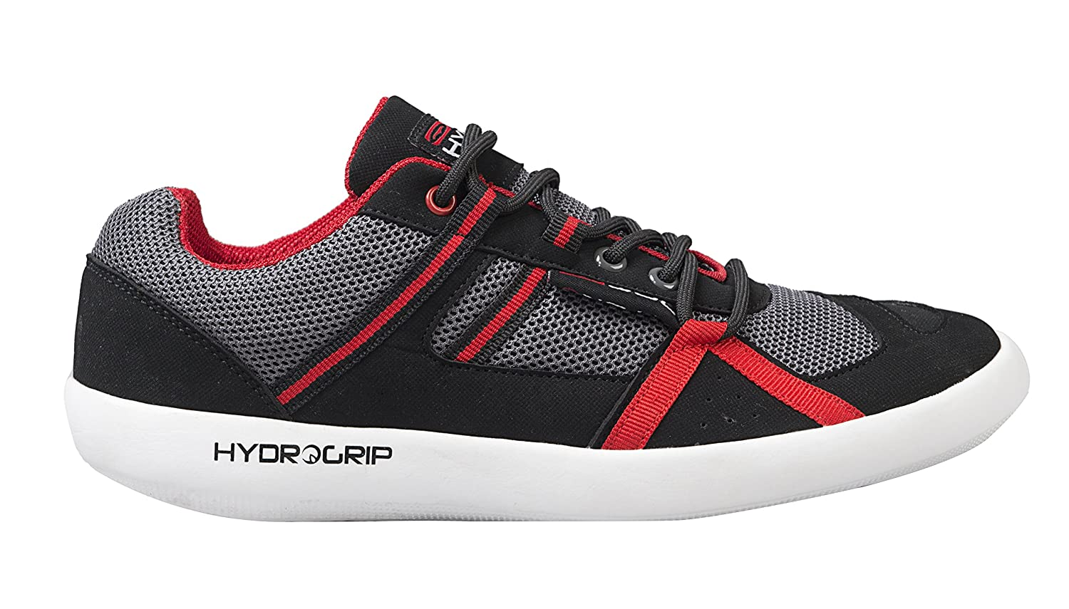 bb52bffb22cb3e Gul Hydro Aqua Grip Shoe - Black Red
