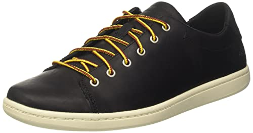 Timberland Court Side, Oxford para Hombre, Negro (Black), 45 EU