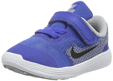 cheap for discount 34907 9bf20 Nike Revolution 3 (TDV) - Baskets pour Enfants, Bleu, 18.5  Amazon.fr   Chaussures et Sacs