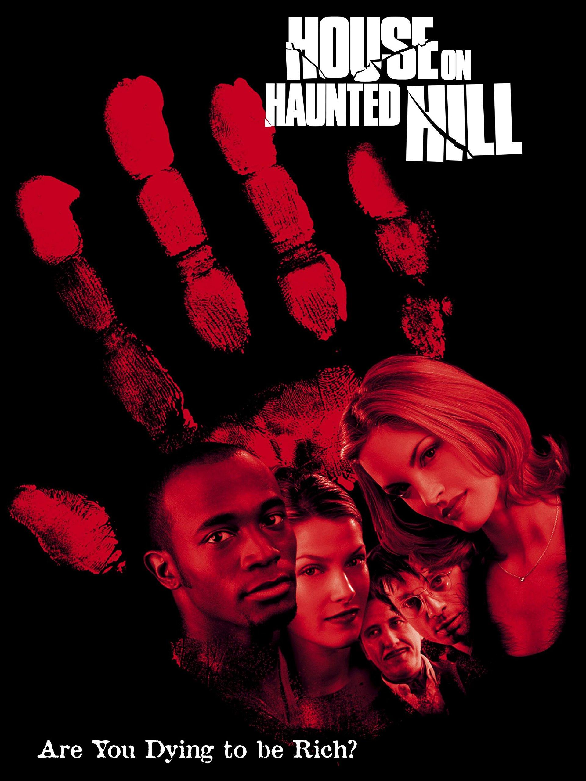 Amazon.com: House On Haunted Hill (1999): Geoffrey Rush, Famke Janssen,  Taye Diggs, Ali Larter: Amazon Digital Services LLC