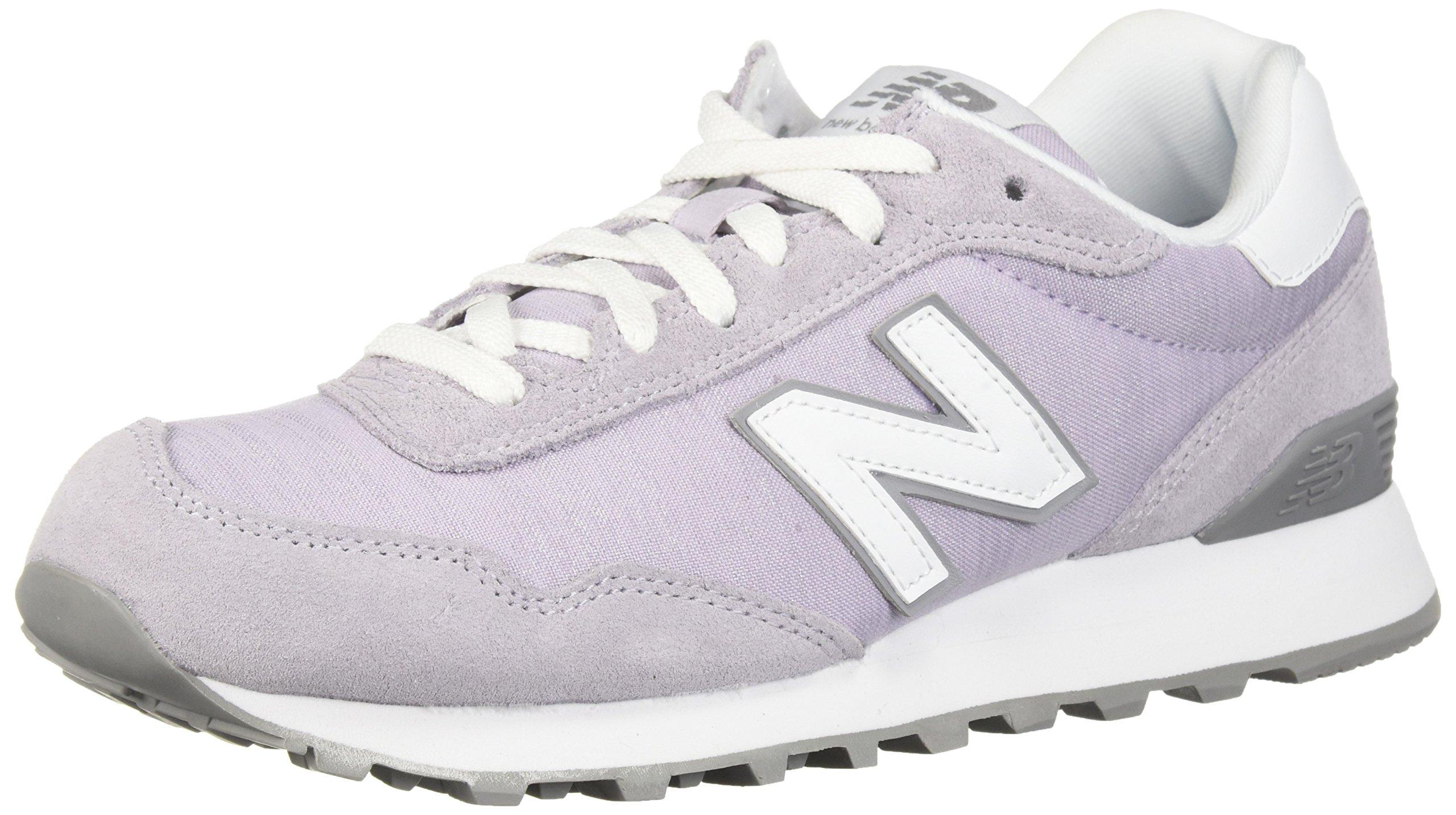 New Balance Women's 515V1 Sneaker,Thistle/Steel,10 B US