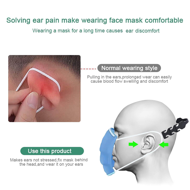 Face Mask Holder Extender Adjustable