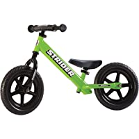 "Strider Sport 12"" Balance Bike Green New"