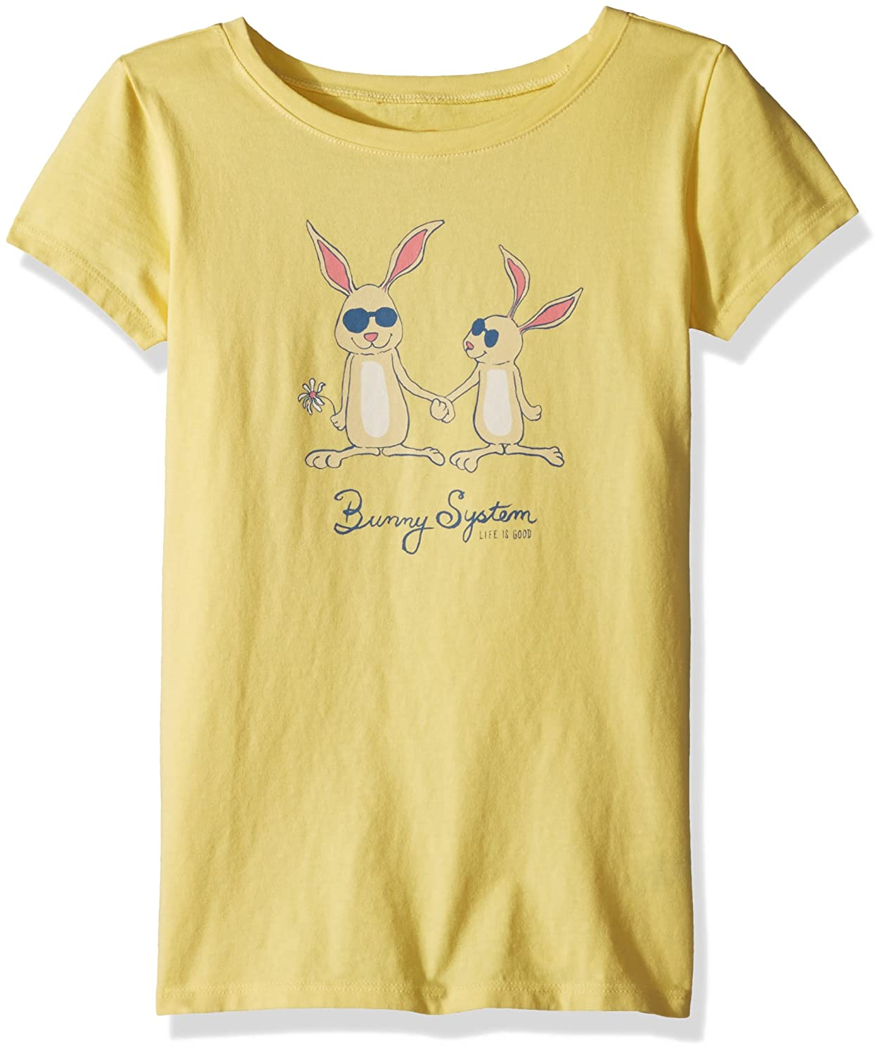 Life is Good Girls Crusher Graphic T-Shirts Collection