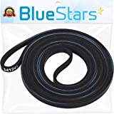 Ultra Durable 341241 Dryer Drum Belt Replacement Part by Blue Stars - Exact Fit for Whirlpool Kenmore Dryer - Replaces 806606