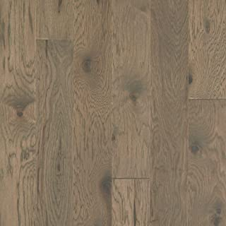 "product image for Shaw SW712-07069 Shaw SW712 High Plains 6-3/8"" Wide Wire Brushed Engineered Hardwood Flooring with ScufResist Platinum/Water Repel Finish - Sold by Carton (30.48/SF Carton)"