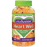 Vitafusion Heart Well Gummies, 100 Count
