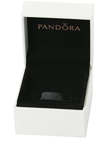 2a533575f Pandora Charm Box for Charms or Rings - Black Interior with Cushion -  5cmx5cmx4.5cm: Amazon.co.uk: Jewellery