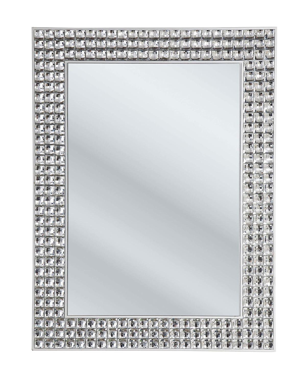 Kare 75319 Spiegel Crystals, 60x80 cm