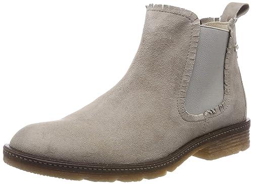 camel active Damen Aged 75 Chelsea Boots: : Schuhe