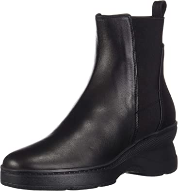 lógica Para editar viernes  Geox D Ascythia C, Botines para Mujer: Amazon.es: Zapatos y complementos