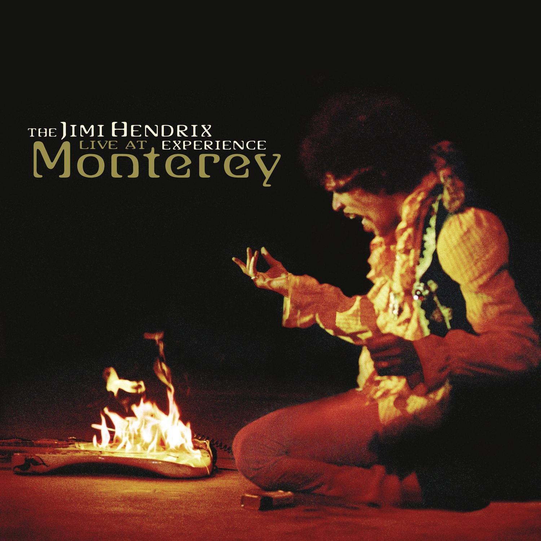 Live At Monterey