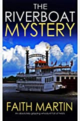 THE RIVERBOAT MYSTERY an absolutely gripping whodunit full of twists Kindle Edition