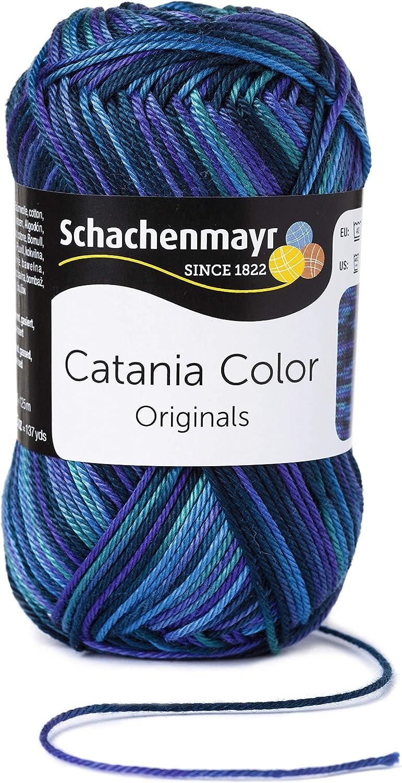 Schachenmayr Hilos para Tejer A Mano Catania Color 50g Lollipop