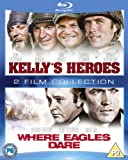 Kelly's Heroes/Where Eagles Dare Double Pack [Blu-ray] [1970] [Region Free]