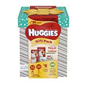 Huggies Little Snugglers Gift Pack (Packaging May Vary)
