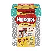 HUGGIES Little Snugglers Gift Pack Diapers