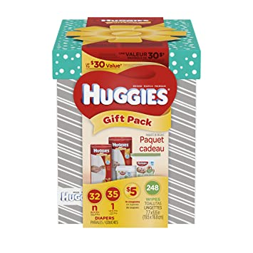 Review HUGGIES Little Snugglers Gift