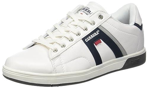Carrera Play LTH, Zapatillas para Hombre, Bianco (White), 45 EU