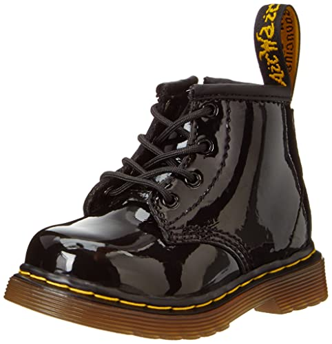 Dr. Martens 1460 Patent I, Botines para Niños: Amazon.es: Zapatos y complementos