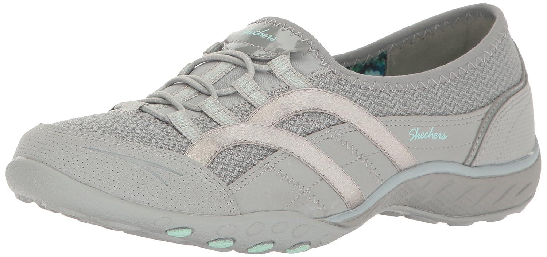 Skechers Women's Breathe Easy Faithful Fashion Sneaker B01K4H5HJ2 8.5 B(M) US|Grey
