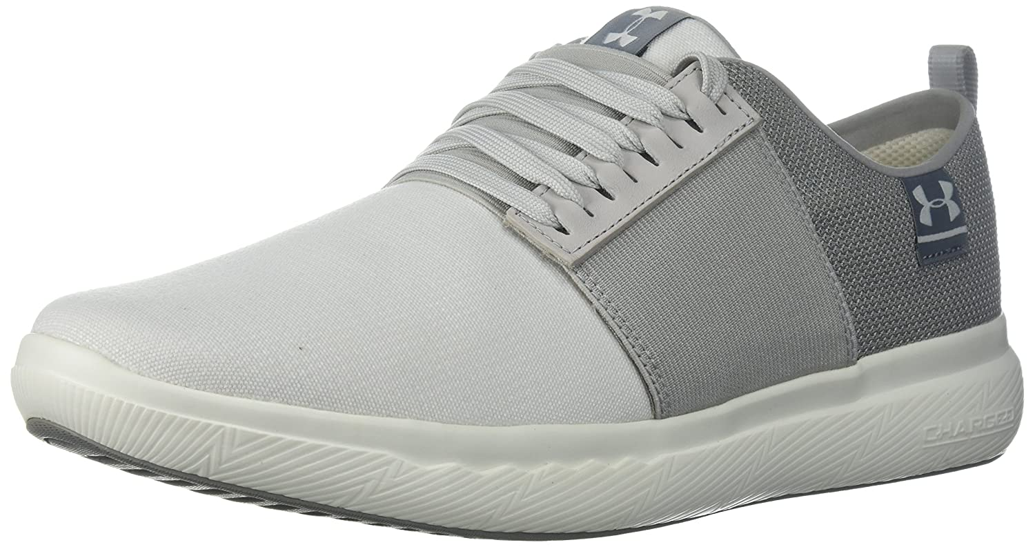 Under Armour Men's Charged 24/7 2.0 X NM Running Shoe B072BXRFHH 7.5 M US|Ivory (100)/Ghost Gray