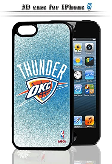 OKC Thunder 3D Iphone 5 Case
