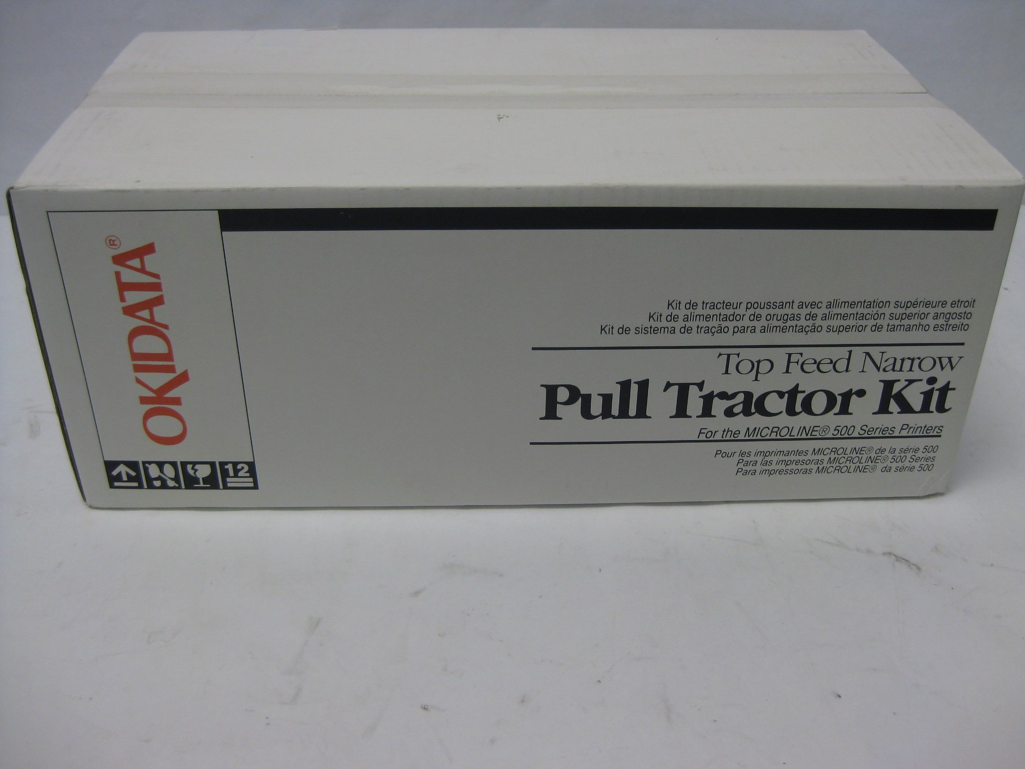 Okidata Pull Tractor For Ml520/590