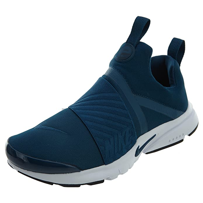 Amazon.com | NIKE Presto Extreme Big Kids' Running Shoes Blue Force/Blue  Force/White 870020-404 | Sneakers