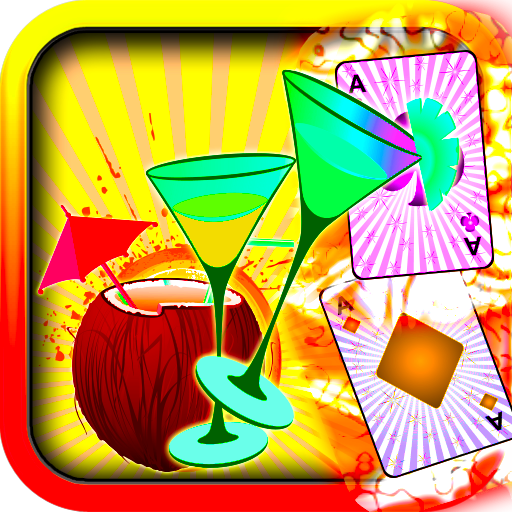 Free Solitaire for Kindle Fire Rum Coco Lime