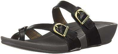 fdaaa3159696 Amazon.com  Eastland Women s Hampton Slide Sandal  Eastland  Shoes