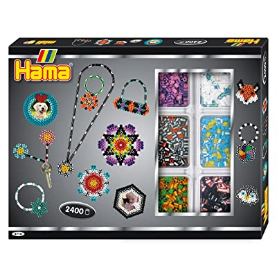 Hama Striped Beads Activity Box: Toys & Games